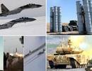 Lửa Syria tôi luyện tính năng hoàn thiện cho vũ khí Nga