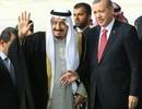 500 siêu xe phục vụ Vua Ả rập Xê út thăm Thổ Nhĩ Kỳ