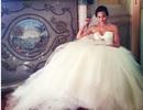 """Những bộ váy cưới ấn tượng nhất của """"sao"""""""