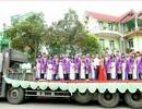 """Tiết lộ về đám hỏi cưỡi xe phọc ở Vĩnh Phúc đang """"gây bão"""""""