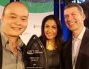 Top 18 Nhân tài đất Việt giành giải Nhất Sáng kiến toàn cầu tại Silicon Valley