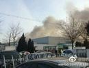 Nhà máy Samsung bị cháy vì pin phế thải