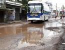 Nhiều tuyến giao thông hư hỏng nặng sau lũ