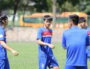 Văn Toàn động  viên 4 cầu thủ bị loại khỏi U22 Việt Nam