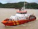 Tàu chìm, 2 người chết, 4 người mất tích trên biển Hoàng Sa