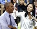 """Rapper Suboi: """"Tổng thống Obama đã truyền cảm hứng cho tôi"""""""