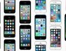 Nhìn lại những thế hệ iPhone đã ra mắt trong 10 năm qua