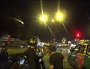CSGT truy đuổi, khống chế nghi phạm cướp taxi ngày cận Tết