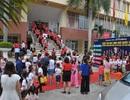 Gần 1.500 thí sinh dự cuộc thihọc sinh giỏi chương trình bàn tính và số học trí tuệ UCMAS