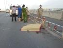 Tông dải phân cách trên đường cao tốc, người đàn ông văng xuống đường, tử vong!