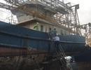 Vụ tàu vỏ thép hỏng máy: Công ty đóng tàu thay máy mới cho ngư dân