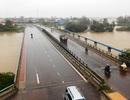 Cảnh báo lũ trên sông Kôn, điều tiết hồ Định Bình