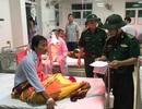 90 chiến sĩ biên phòng cứu 71 thuyền viên trong bão dữ
