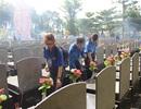 Thanh niên cả nước tham gia hành trình nhớ ơn những người anh hùng
