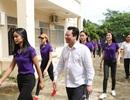 V-sixtyfour đồng hành cùng Hoa hậu Hoàn vũ Việt Nam hỗ trợ đồng bào bão lũ