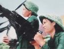 """Nữ đội trưởng đội quân tóc dài """"canh trời"""" bắn rơi máy bay Mỹ"""