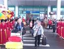 Huế đón du khách hàng không đầu năm mới 2017