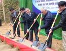 Khởi công xây dựng 3 phòng học Dân trí tại Hà Giang