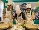 """Bộ đôi blogger hoàn thành thử thách nấu ăn ngay lần đầu """"Song kiếm hợp bích"""""""