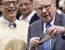 """Bill Gates – Warren Buffett và bài học """"giàu vì bạn"""""""