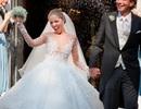 """""""Choáng"""" với đám cưới của ái nữ thừa kế tập đoàn pha lê Swarovski"""
