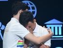 Giọt nước mắt nam nhi đã rơi trong trận chung kết Olympia 2017
