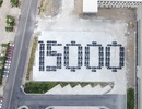 Hyundai Thành Công xuất xưởng chiếc SantaFe thứ 15.000