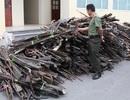 Tiêu hủy gần 3.000 khẩu súng tự chế