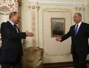 Israel: Đối trọng mới của Nga ở Syria
