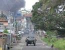 Philippines miễn nhiệm tướng để mất Marawi vào tay IS