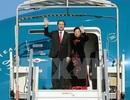 Chủ tịch nước Trần Đại Quang và Phu nhân lên đường thăm Trung Quốc