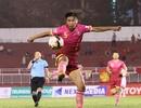 Cầu thủ Sài Gòn FC tái hiện siêu phẩm từ giữa sân của Beckham