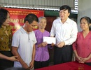 Hội nhà báo Việt Nam thăm và tặng quà đến gia đình liệt sỹ nhà báo