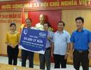Vinamilk cùng hơn 110 ngàn ly sữa cứu trợ trẻ em vùng lũ tại Hà Tĩnh và Quảng Bình