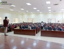 Gần 8.000 học sinh THPT tỉnh Bắc Ninh và Bắc Giang được chia sẻ định hướng nghề nghiệp