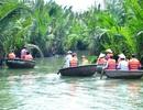 Hội An bán vé tham quan rừng dừa nước Bảy Mẫu