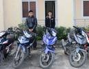 Dùng thẻ nhân viên của vợ để trộm hàng chục xe máy tại Formosa