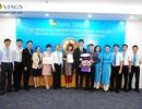 Vietnam Airlines nhận nhiều giải thưởng về chất lượng dịch vụ