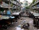 Cuộc sống trong chung cư cũ nát giữa Sài Gòn
