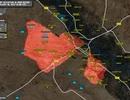 """Quân Syria sắp """"lật ngược"""" Deir Ezzor, Aleppo thêm tin thắng"""