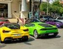 Đại gia sắm siêu xe: Dân Singapore rùng mình với tay chơi Việt