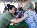 Công an Cần Thơ: Khám bệnh, cấp phát thuốc miễn phí cho 300 hộ dân