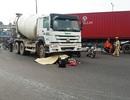 Va chạm với xe tải, hai người tử nạn ở quận vùng ven Sài Gòn