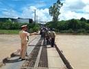 Thêm vụ xe rơi xuống sông tại cầu ông Thiều, tài xế nguy kịch