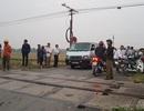 Vượt đường sắt bất cẩn, 3 người tử vong