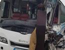Hàng chục hành khách bị thương do trời mưa, đường trơn