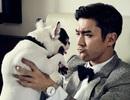 Để chó cắn chết người, nam ca sĩ Hàn bị công chúng phản ứng