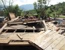 Trên 8.000 ha cây trồng gãy đổ, ngập lụt, hàng trăm căn nhà đổ sập hoàn toàn