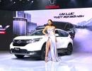 Honda CR-V 7 chỗ ra mắt, giá bán dưới 1,1 tỉ đồng