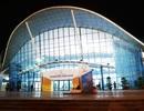 Bên trong Trung tâm báo chí APEC có sức chứa 3.000 người